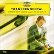 CD Trascedental Franz Liszt Daniil Trifonov