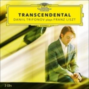 CD Trascedental di Franz Liszt