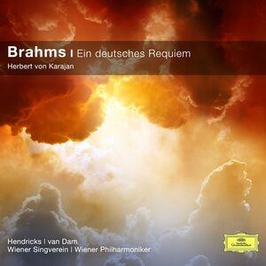 CD Ein Deutsches Requiem di Johannes Brahms