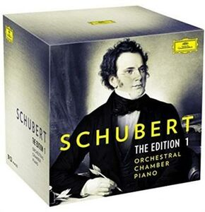 CD The Edition vol.1 di Franz Schubert
