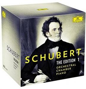 CD The Edition vol.1 di Franz Schubert