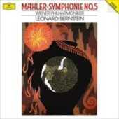 Vinile Sinfonia n.5 Leonard Bernstein Gustav Mahler Wiener Philharmoniker