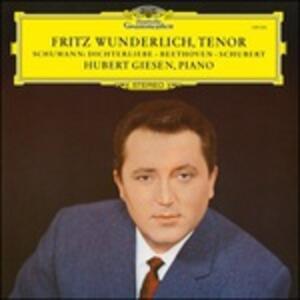 Dichterliebe - Vinile LP di Robert Schumann,Fritz Wunderlich