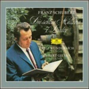 Die schöne Müllerin - 7 Lieder - Vinile LP di Franz Schubert,Fritz Wunderlich