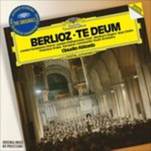 CD Te Deum di Hector Berlioz