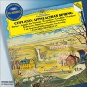 CD Appalachian Spring - Adagio Aaron Copland , Samuel Barber