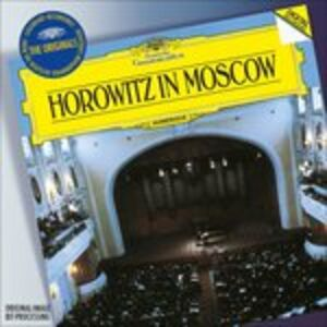 CD Horowitz in Moscow