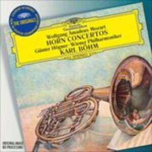 CD Concerto per Corno di Wolfgang Amadeus Mozart