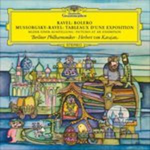 Vinile Bolero / Quadri di un'esposizione (Pictures at an Exhibition) Modest Petrovich Mussorgsky , Maurice Ravel