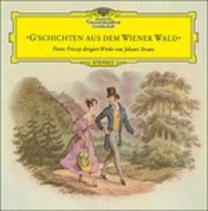 Storielle del bosco viennese - Vinile LP di Johann Strauss,Ferenc Fricsay,Radio Symphony Orchestra Berlino