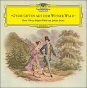 Vinile Storielle del bosco viennese Johann Strauss