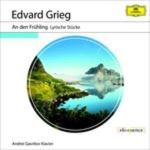 Foto Cover di An Den Fruhling, CD di Andrei Gavrilov, prodotto da Deutsche Grammophon