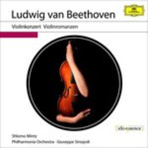 CD Violinkonzert,