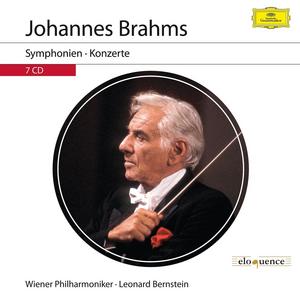 CD Complete Symphonies di Johannes Brahms