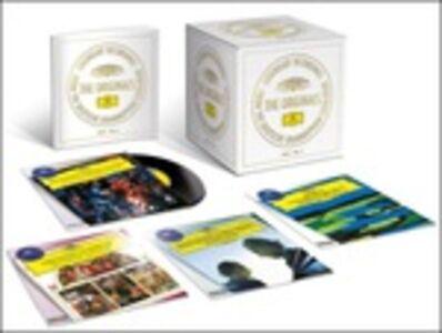 Foto Cover di The Originals Box vol.2, CD di  prodotto da Deutsche Grammophon