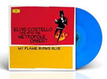 My Flame Burns Blue - Vinile LP di Elvis Costello,Metropole Orkest - 2