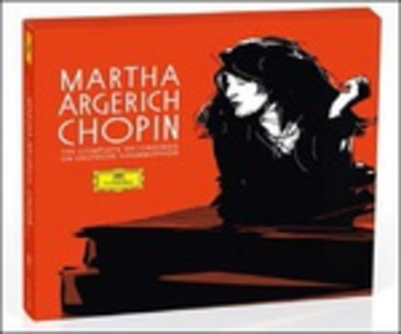 CD The Complete Recordings on Deutsche Grammophon di Fryderyk Franciszek Chopin