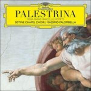 CD Missa Papae Marcelli - Mottetti di Giovanni Pierluigi da Palestrina