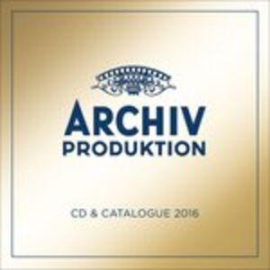 Foto Cover di Battaglie e lamenti, CD di AA.VV prodotto da Archiv 0