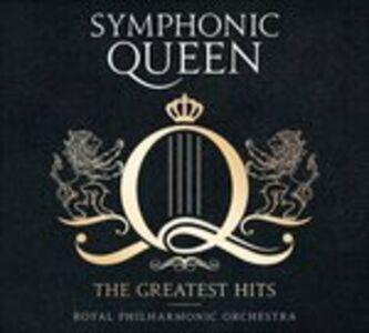 CD Symphonic Queen