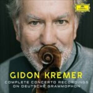 CD The Complete Concerto Recordings on Deutsche Grammophon