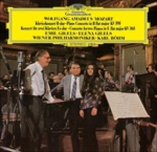 Concerti per pianoforte n.10, n.27 - Vinile LP di Wolfgang Amadeus Mozart,Karl Böhm,Emil Gilels