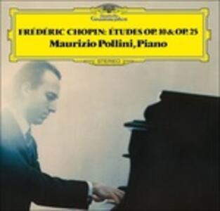 24 Studi - Vinile LP di Fryderyk Franciszek Chopin,Maurizio Pollini