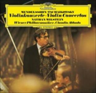 Vinile Concerti per violino Pyotr Il'yich Tchaikovsky , Felix Mendelssohn-Bartholdy