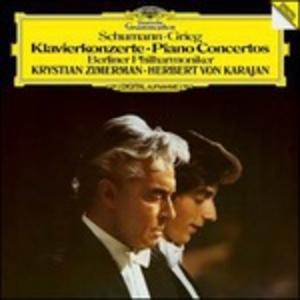 Vinile Concerti per pianoforte Edvard Grieg , Robert Schumann