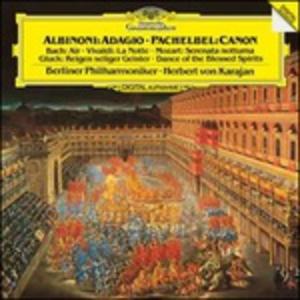 Vinile Adagio / Canone Tomaso Giovanni Albinoni , Johann Pachelbel