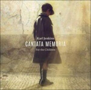 CD Cantata Memoria di Karl Jenkins