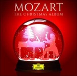 The Christmas Album - CD Audio di Wolfgang Amadeus Mozart