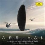 Cover della colonna sonora del film Arrivalv