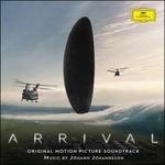 Cover della colonna sonora del film Arrival