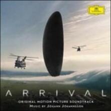 Arrival (Colonna sonora) - Vinile LP di Johann Johannsson