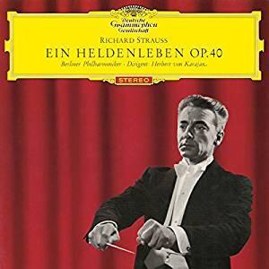 Vita d'eroe - Vinile LP di Richard Strauss,Herbert Von Karajan,Berliner Philharmoniker