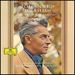 Sinfonie complete - Vinile LP di Johannes Brahms,Herbert Von Karajan,Berliner Philharmoniker