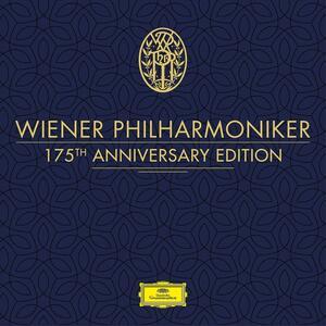 175th Anniversary Edition - Vinile LP di Wiener Philharmoniker