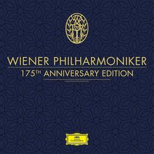 175th Anniversary Edition (Limited Vinyl Box Set) - Vinile LP di Wiener Philharmoniker