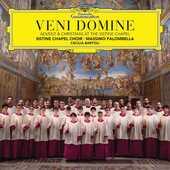 CD Veni Domine Cecilia Bartoli Massimo Palombella