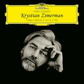 CD Sonate per pianoforte D959, D960 Franz Schubert Krystian Zimerman