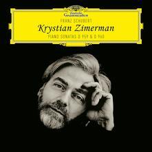 Sonate per pianoforte D959, D960 (Digipack) - CD Audio di Franz Schubert,Krystian Zimerman