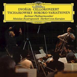 Concerto per violoncello in Si minore - Vinile LP di Antonin Dvorak,Herbert Von Karajan,Mstislav Rostropovich