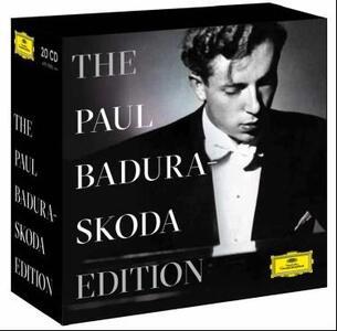 The Paul Badura-Skoda Edition - CD Audio di Paul Badura-Skoda