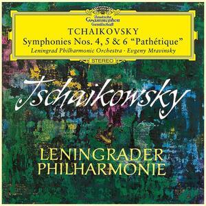 Sinfonie n.4, n.5, n.6 - Vinile LP di Pyotr Il'yich Tchaikovsky,Evgeny Mravinsky,Leningrad Philharmonic Orchestra
