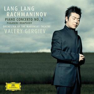 Concerto per pianoforte n.2 - Rapsodia Paganini - Vinile LP di Sergej Vasilevich Rachmaninov,Lang Lang,Valery Gergiev,Orchestra del Teatro Mariinsky