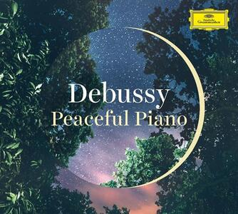 Peaceful Piano - CD Audio di Claude Debussy