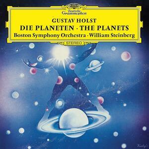 I Pianeti - Vinile LP di Gustav Holst,Boston Symphony Orchestra,William Steinberg