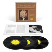 Sonate e partite per violino (Limited Vinyl Box Set Edition) - Vinile LP di Johann Sebastian Bach,Henryk Szeryng
