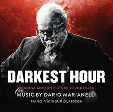 Darkest Hour (Colonna Sonora) - CD Audio di Dario Marianelli